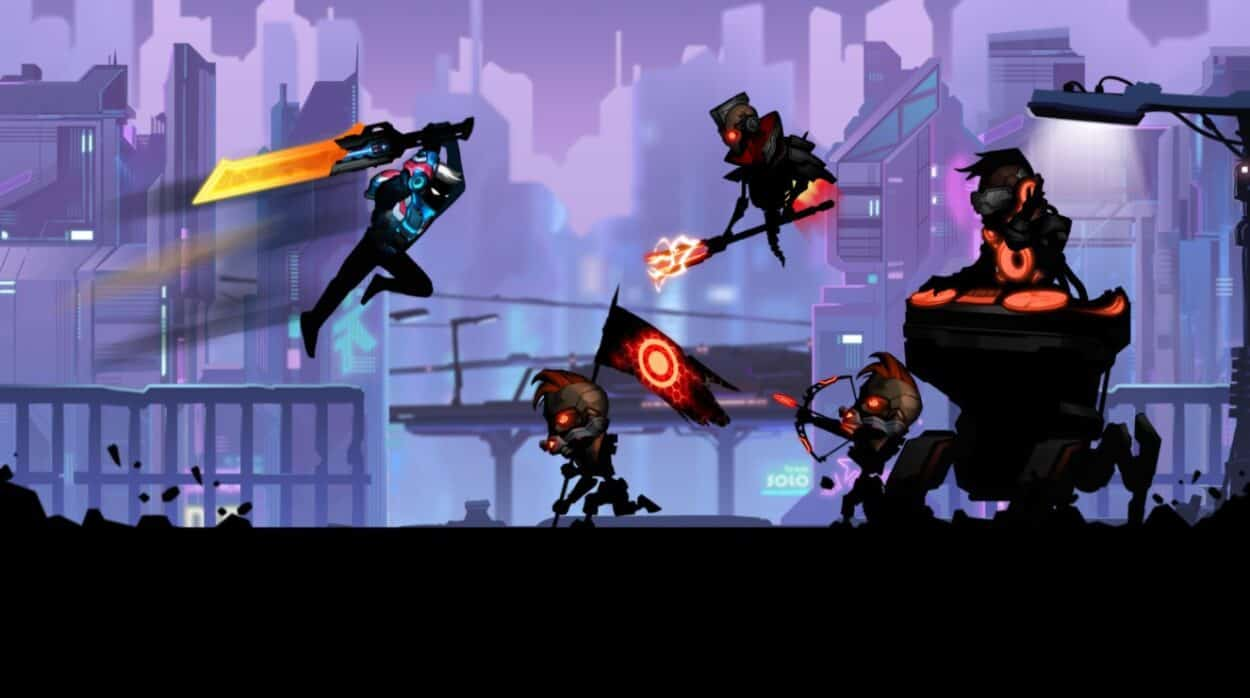 Cyber Fighters, l'hack and slash cyberpunk, è ora disponibile per il download!