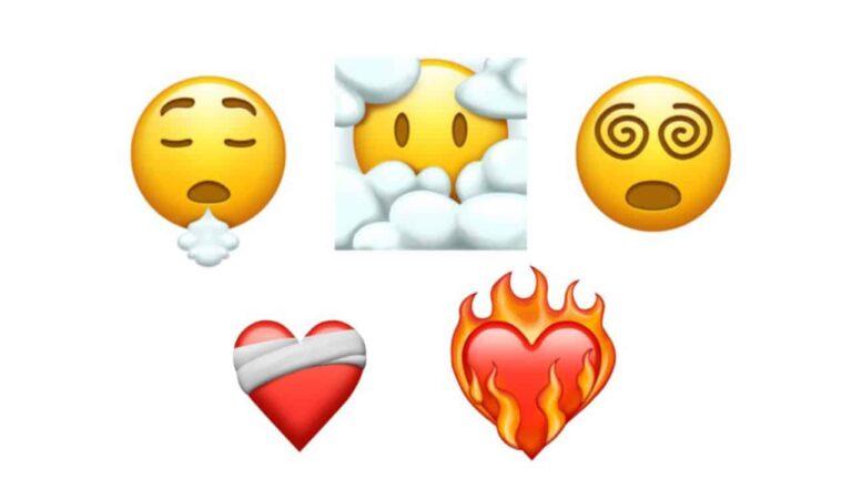 217 nuove Emojis nella lista Finale del 2021