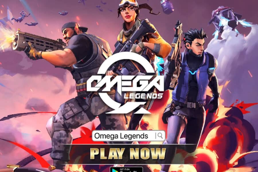 La copia perfetta di Fortnite per iOS e Android si chiama Omega Legends