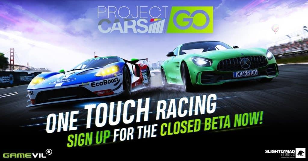 Project Cars Go entrerà nella Closed Beta a Ottobre in alcuni paesi!