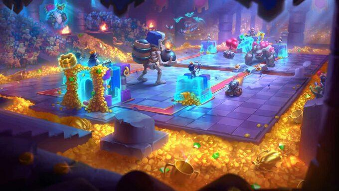 Clash Royale Season 17 - Tesori dell'antico Re - Nuova Arena Tomba Reale