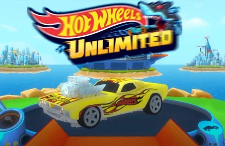 Il gioco di Hot Wheels ora disponibile e ci permette di creare le piste