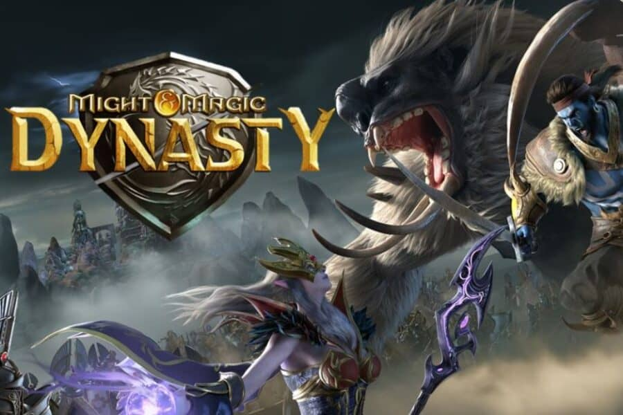 Might & Magic Dynasty è il nuovo titolo di RPG di Ubisoft in soft launch