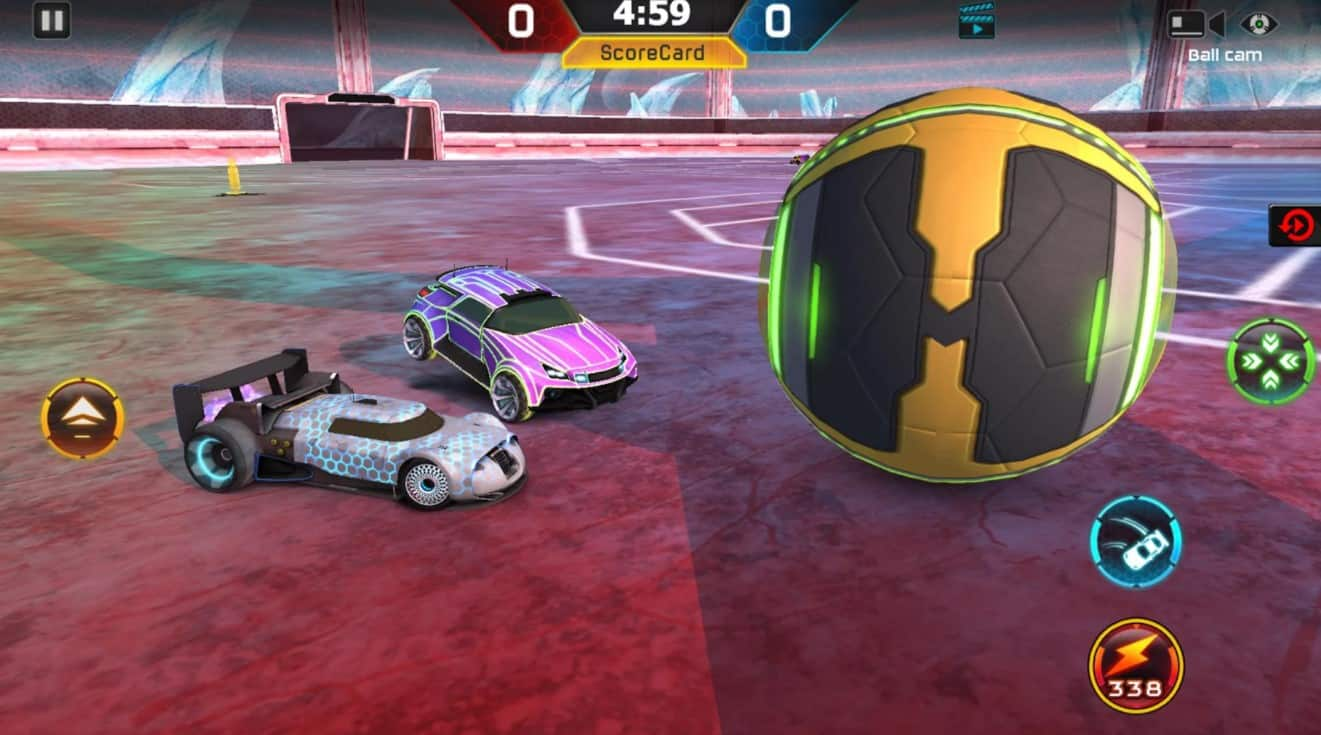 Rocket League mobile? Ecco il miglior clone che potete scaricare GRATIS su iOS e Android