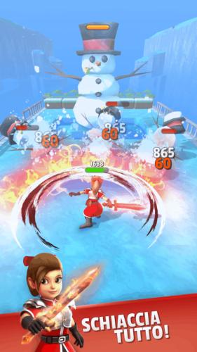 Dashero: il nuovo gioco hack and slash – disponibile ora per iOS e Android!