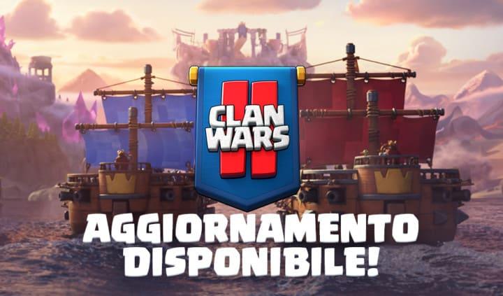 Clash Royale si aggiorna - Ecco tutte le novità