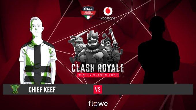 Clash Royale: votate la miglior azione di ESL Vodafone Championship