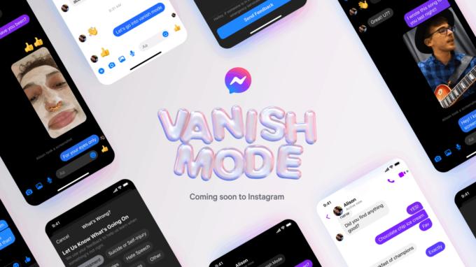 Vanish Mode