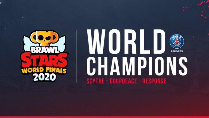 Brawl Stars Finali Mondiali 2020: i campioni sono i PSG Esports