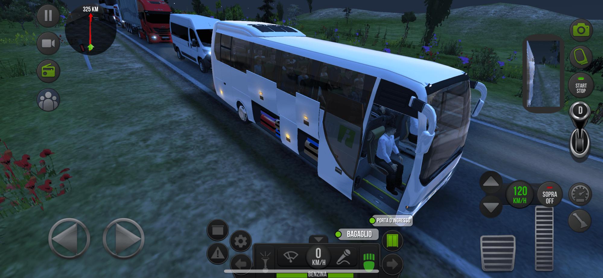 Bus Simulator ultimate vi farà diventare conducenti di Bus con comandi realistici