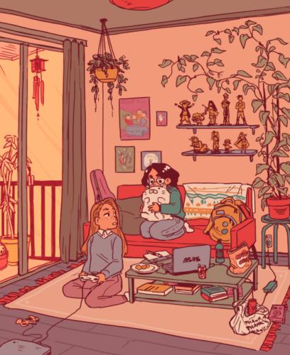 Lo-Fi Room
