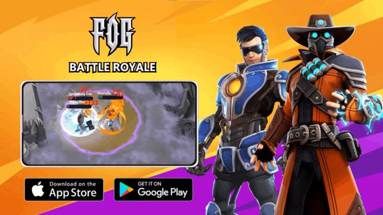 FOG è un nuovo Battle Royale su diverse Arene a tema medioevo