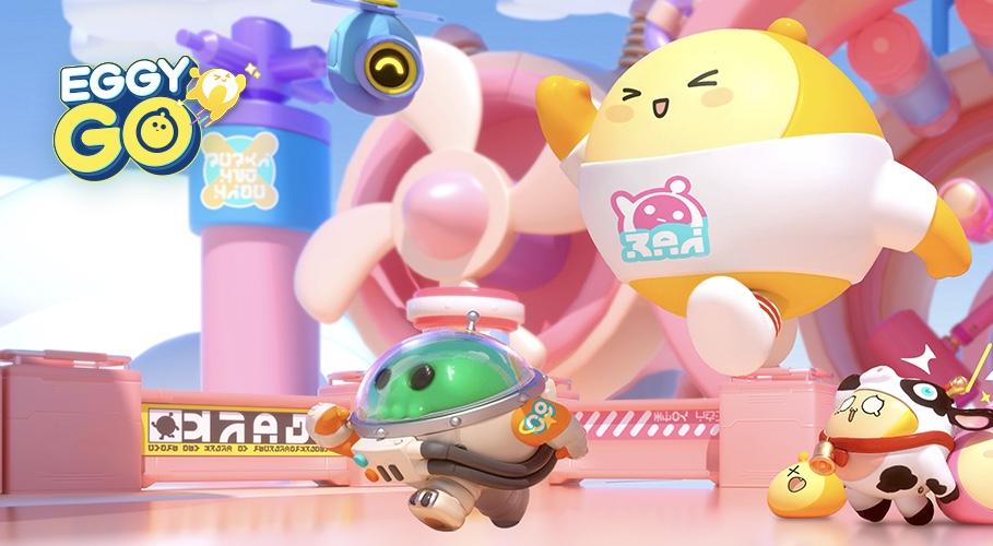 Eggy GO è il nuovo Party Game per dispositivi mobili!