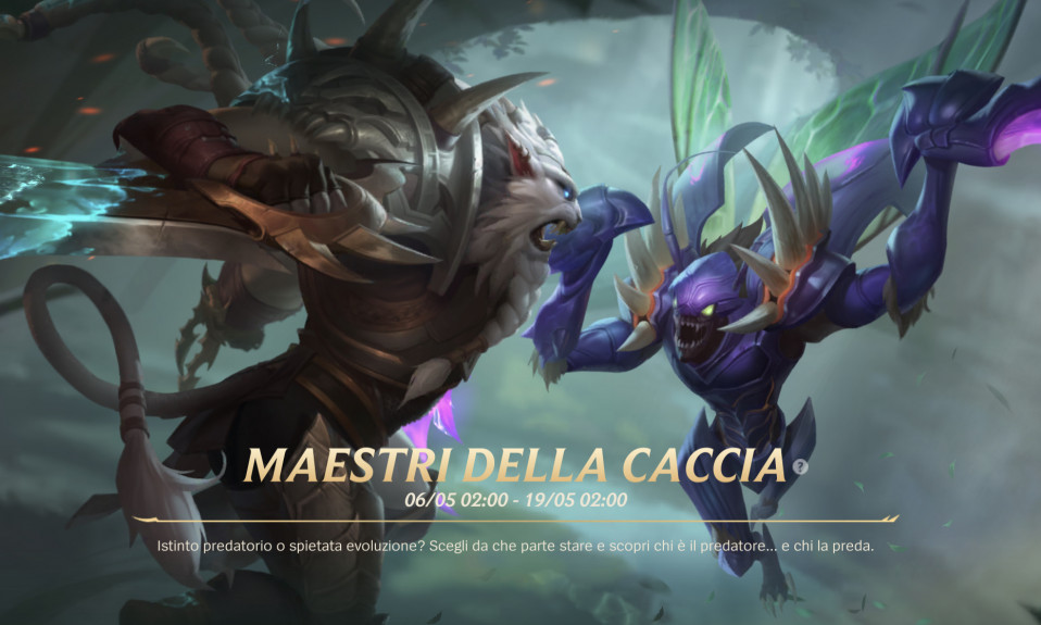 League Of Legends: Wild Rift come ottenere gratuitamente Rengar e Kha'zix