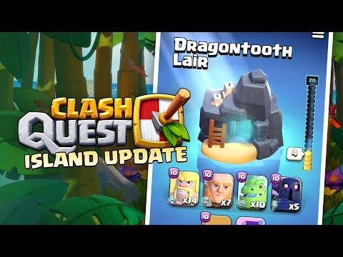 Clash Quest: impressioni e considerazioni sull'aggiornamento