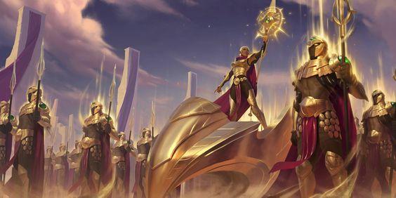 Azir Legend of Runeterra