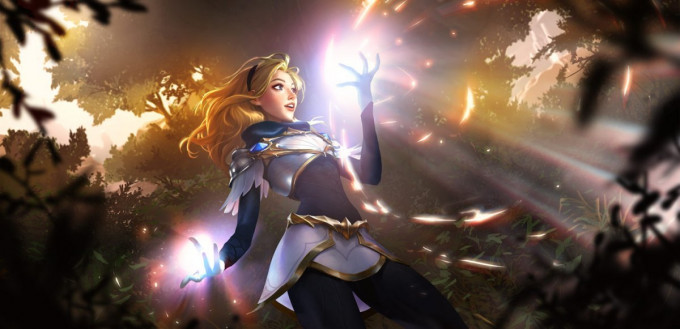 Lux Legends of runeterra patch