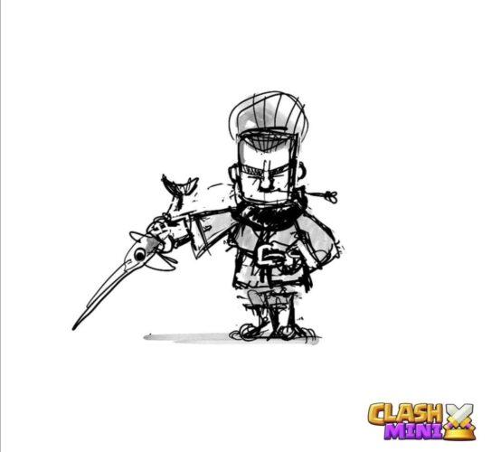 Clash Mini: gli ultimi sneak peek!