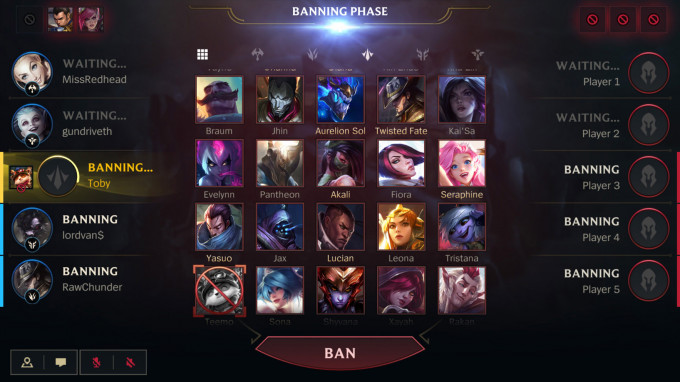 lol wild rift ban patch 2.4 aggiornamento