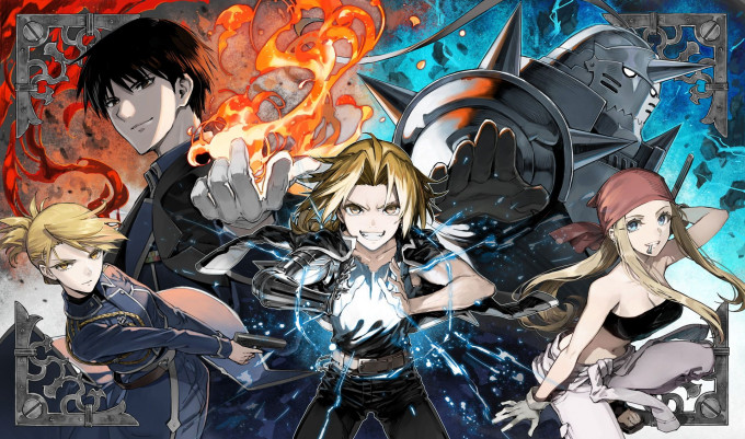 FullMetal Alchemist trailer nuovo gioco manga anime