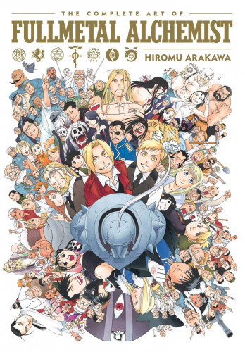 FullMetal Alchemist manga anime nuovo gioco mobile