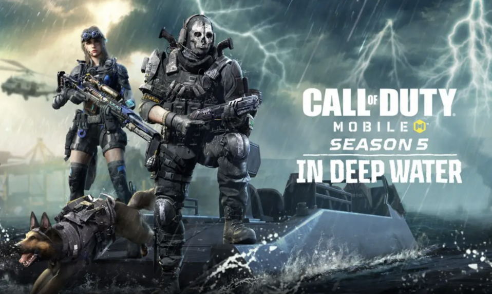 Call of Duty Mobile Stagione 5