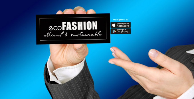 EcoFASHION app sostenibile moda android ios
