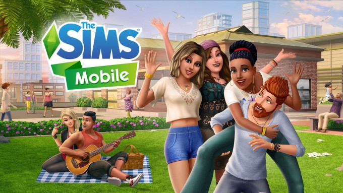 the sims mobile smartphone