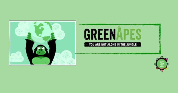 greenapes app ambiente top cellulare salvare