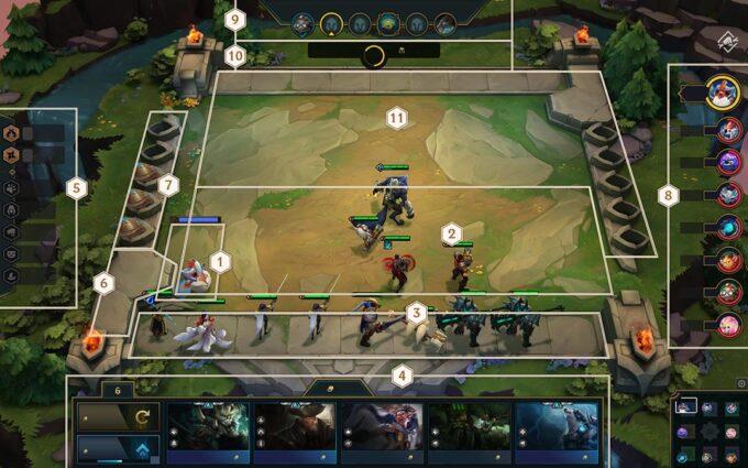 teamfight tactics lol wil rift riot aggiornamento